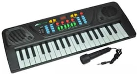 OH BABY, BABY 37 KEYS MUSICAL ELECTRONIC KEYBOARD PIANO WITH MIC MELODY MIXING TOYS FOR KIDS SE-ET-257