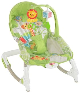 OH BABY, BABY   The Flyer's Bay Newborn To Toddler Portable Rocker   FOR YOUR KIDS SE-SJ-54