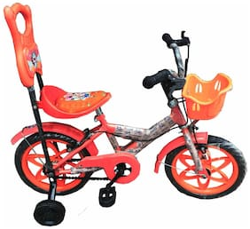 Oh Baby Baby 35.56 Cm (14) bicycle with Orange color for your kids SE-BC-01