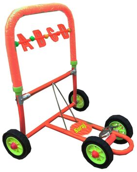 Oh Baby, Baby activity walker red with tin tin sound for your kids SE-AW-08