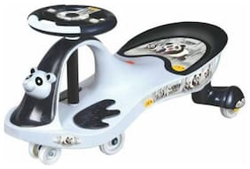 Oh Baby Baby cartoon character PANDA Shape With  Musical Light Magic Car For Your Kids SE-MC-29