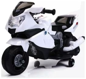 Oh Baby, Baby Battery Operated BMW Model Bike Assorted Color With Musical Sound For Your Kids SE-BOB-57