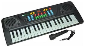 OH BABY, BABY &Gift World 37 KEYS MUSICAL ELECTRONIC KEYBOARD PIANO WITH MIC MELODY MIXING TOYS FOR KIDS SE-ET-259