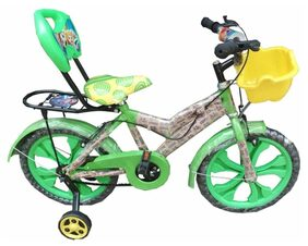 Oh Baby Baby 35.56 Cm (14) bicycle with GREEN color for your kids SE-BC-14