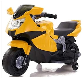 Oh Baby, Baby Battery Operated And ninjja  Model Bike Red Color With Musical Sound For Your Kids SE-BOB-10
