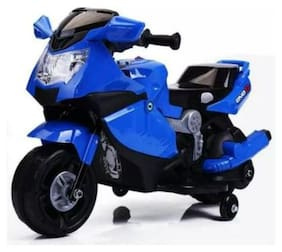 Oh Baby, Baby Battery Operated BMW Model Bike Assorted Color With Musical Sound For Your Kids SE-BOB-58