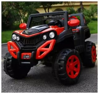 Oh Baby Baby Battery operated car with remote control and mobile music connectivity for your kids SE-BOC-142