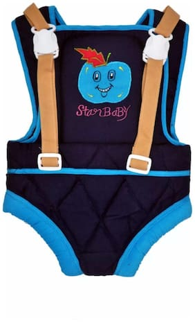 OH BABY;BABY Generic Adjustable Hands-Free 4-in-1 Baby Carrier with Comfortable Head Support & Buckle Straps FOR YOUR KIDS SE-CB-22