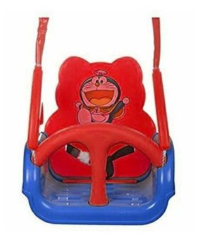 Oh Baby Baby COLOER (RED) Plastic AND HUD Swing SE-SJ-28