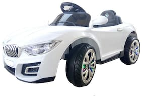 Oh Baby, Baby   IN WHELL BMW Car WHITE Color WithAnd AND ORIGINAL  For Your Kids SE-BOC-34 Oh Baby, Baby Battery Operated LED Light IN WHELL BMW Car WHITE Color For Your Kids SE-BOC-34