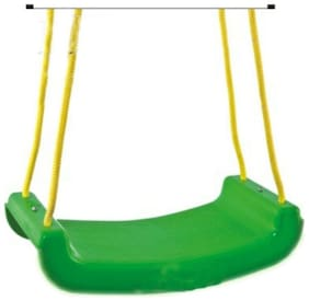Oh Baby Baby Color (Green) Plastic AND HUD Swing SE-SJ-31