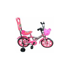 Oh Baby Baby 35.56 Cm (14) bicycle with PINK color for your kids SE-BC-03