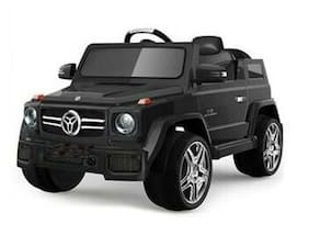 Oh Baby;Baby Battery Operated Jeep With Key Start Usb Connectivity For Music;Remote Control With Dual Door Opening With For Your Kids.