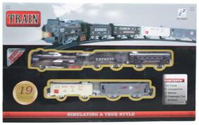 OH BABY, BABY CLASSIC Toy Train Set FOR YOUR KIDS SE-ET-493
