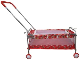 Oh Baby Red Cradles for Kids