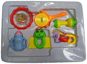 OH BABY enterpries baby  rattle set SE-ET-152