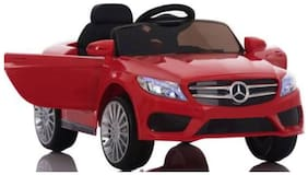 Oh Baby Battery Operated OFFICIAL LICENSED Mercedes CAR USB Connectivity For Music And Remote Control 2 Moter And 2 Battery With Rocking Function, For Your Kids SE-BOC-176