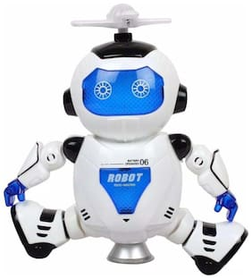 Oh Baby branded Intra 360 degrees Naughty Digital Dancing Robot FOR YOUR KIDS SE-ET-298