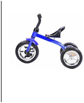 OH BABY Cycle Baby Tricycle WITH CYCLE COLOR Blue SE-TC-65