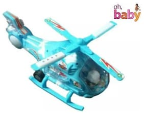 OH BABY;BABY & best one frist class plastic body  musical branded helicopter FOR YOUR KIDS SE-ET-48