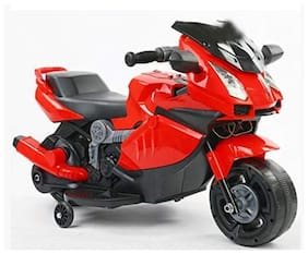 OH BABY  Electric Bike Plastic Self Assembly Boys Assorted