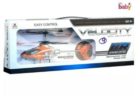OH BABY Mansi Velocity Easy Control I/R Remote Infrared Controlled 2.5 Channel Helicopter SE-ET-107
