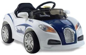 Oh Baby Ride-On Car Plastic Rechargeable Assorted