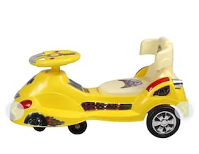 Oh Baby Ride-On Car Non Rechargeable Plastic Assorted