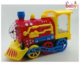 OH BABY Smiles Creation Musical Truck Toys for Kids SE-ET-112