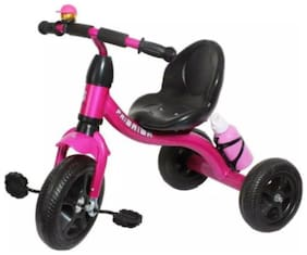 OH BABY super kid metal tricycle with sipper SE-TC-51
