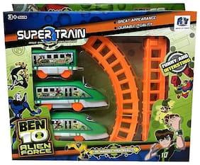 OH BABY SUPER TRAIN SET FOR KIDS SE-ET-521