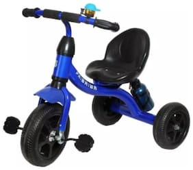 OH BABY  super kid metal tricycle with sipper SE-TC-53