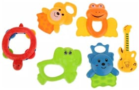 Oh Baby Toys For Games Best Rattle Set Toys For Games Assorted