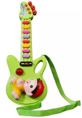 OH BABYPlanet Of Toys Magic Musical Interactive Guitar SE-ET-645