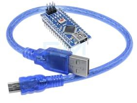 Arduino NanoV3.0 ATmega328P CH340 USB cable Microcontroller