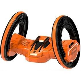Olly Polly kids High Quality Imported 2 Rounds Stunt;360° Roll to Walk;Radio Control Hot Speed Racing Stunt Car