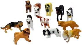 ONCEMORE 12 in 1 animal dog set