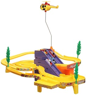 ONCEMORE By New Car Track Racer Toy Game Car Racing Assorted