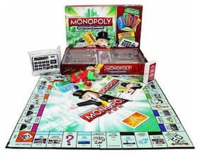 ONCEMORE Electronic Banking Monopoly Game Banking multi