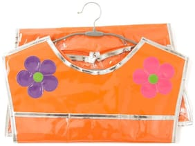 Orange Flower Accessory Organizer