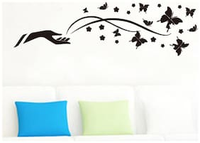 Oren Empower Swing Butterfly Wall Decals