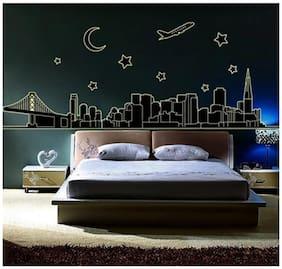 Oren Empower City Dream Luminous Wall Sticker