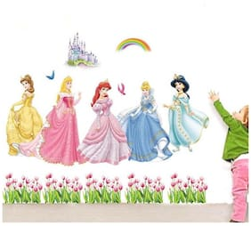 Oren Empower Fairy Dream World Wall Stickers