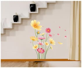 Oren Empower Putty flower wall decoration for bedroom