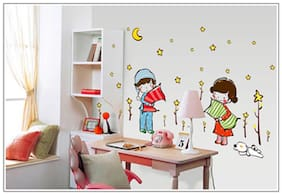 Oren Empower Innocent Children Wall Sticker