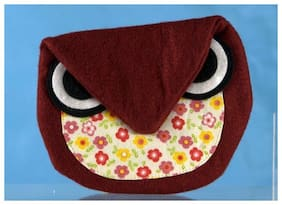 Owl coin purse wallet Handmade & Ethically traded Great children's birthday gift