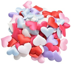 P S Retail Party Confetti Table Decoration (Multicolour;100pcs/set)