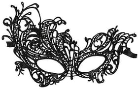 P S Retail Woman's Masquerade Eye Mask - Set of 1 (M2)