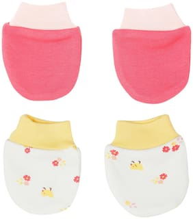 Pantaloons Baby Girls Accessories Pink