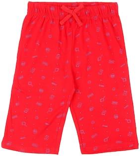 Pantaloons Junior Boy Orange Shorts